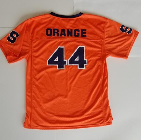 half off 3c86c bb157 Syracuse Orange Football Jersey SU 44 Jim Brown